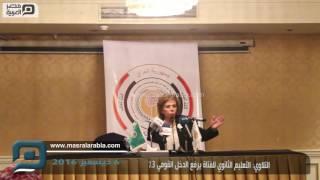 مصر العربية | التلاوي: التعليم الثانوي للفتاة يرفع الدخل القومي 3%