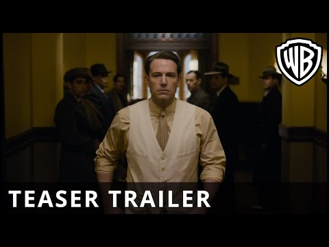 Live By Night – Teaser Trailer – Official Warner Bros. UK