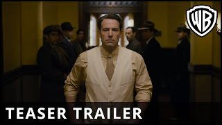 Live By Night Teaser Trailer