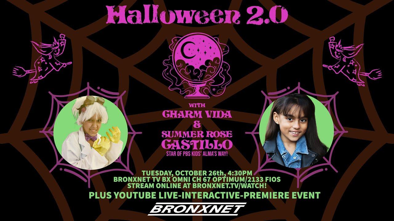 Halloween 2.0   with Charm Vida and Summer Rose Castillo!
