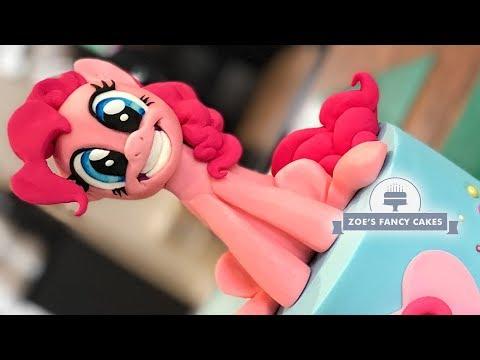 My Little Pony Cake Topper Pinkie Pie