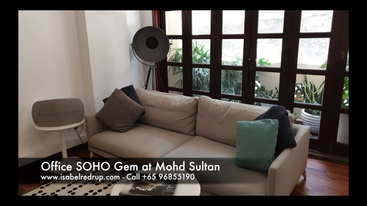 Office SOHO Gem at Mohd Sultan