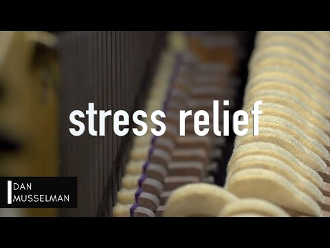 stress relief | Clair de Lune and Come Thou Fount of Every Blessing | Two Hours of Relaxing Piano