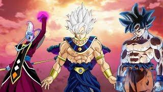 ¿Que Hubiera Pasado Si Goku Nacía Con el Poder del Migatte No Gokui? part 4