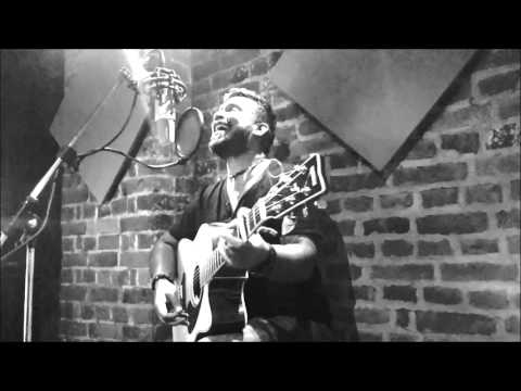 Sound Of Silence - Disturbed (Cover) By Dylon Manuel (THE SLIPPING CHAIRS) Live @ QUBE Studio