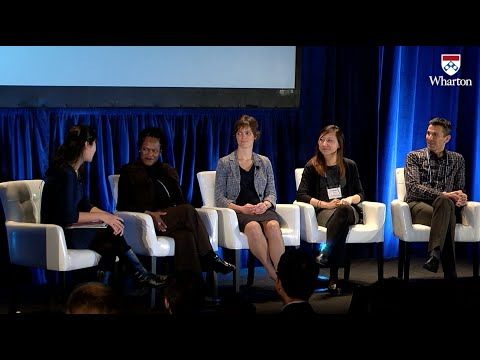 Wharton People Analytics Conference 2016: Panel on Diversity