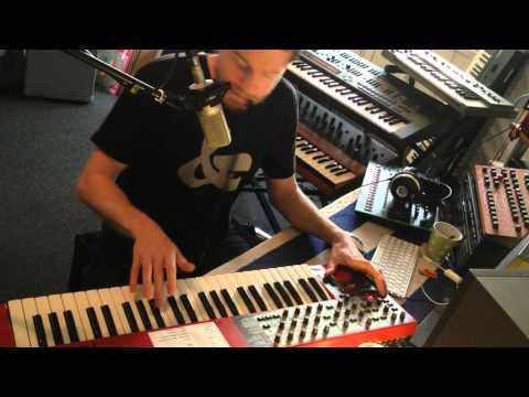 "Musician nails the talkbox synthesizer part of Daft Punk's ""Harder Better Faster Stronger"""
