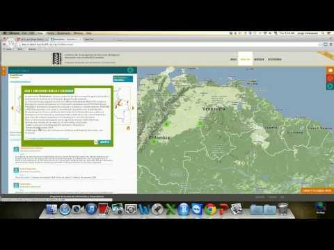 3rd Global Online Biodiversity Informatics Seminar