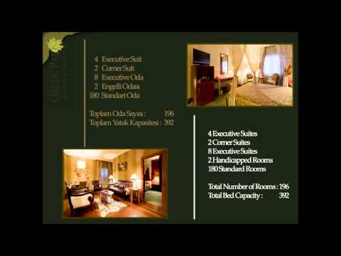 The Green Park Hotels and Resorts