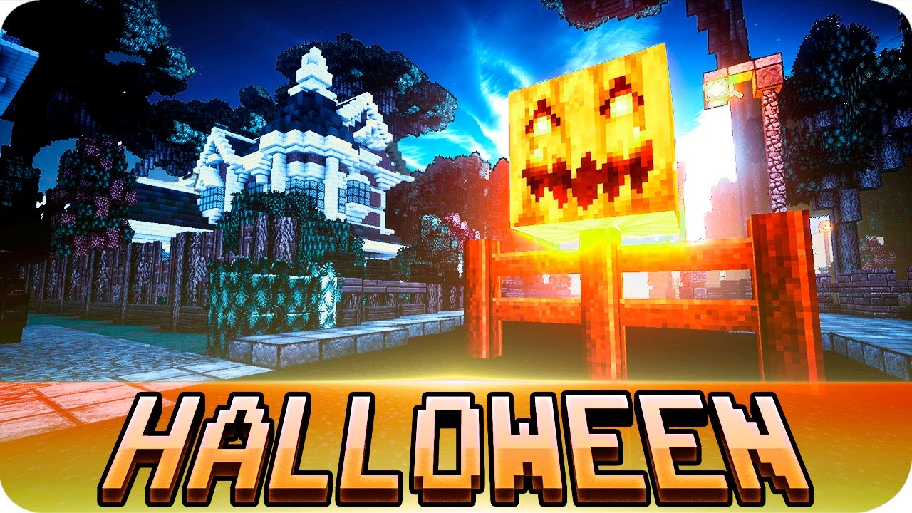 Minecraft - 🎃 HALLOWEEN Texture Pack with Download (Updated for ...