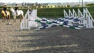 Bounce Jumps, No hands, No stirrups!♥