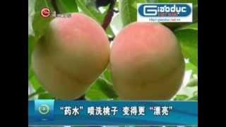 hóa Hoa quả chứa chất độc từ Trung Quốc