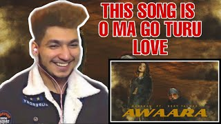 Gambar cover AWAARA I OFFICIAL MUSIC VIDEO I BADSHAH FT. REET TALWAR | REACTION | PROFESSIONAL MAGNET |