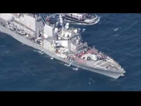 NOW: USS Fitzgerald Q&A