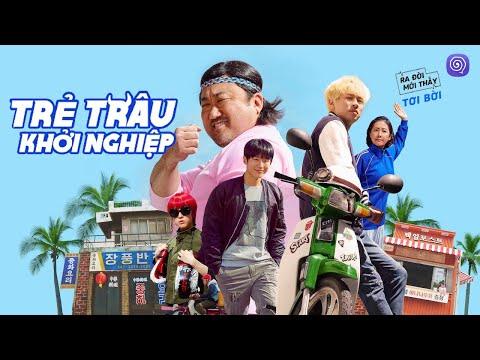 TRẺ TRÂU KHỞI NGHIỆP - Phim khởi nghiệp hay Hàn Quốc, Ma Dong Seok | Vietsub
