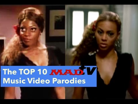 The TOP 10 MAD TV Music Video Parodies