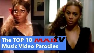 Download The TOP 10 MAD TV Music  Parodies MP3 song and Music Video