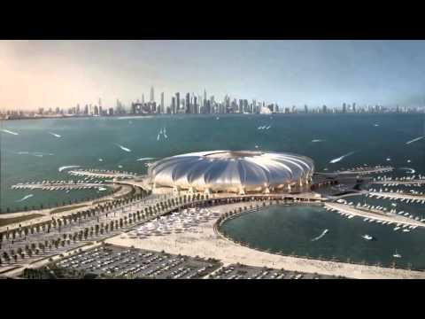 Qatar Future 2022 World cup Presentation HD mp4