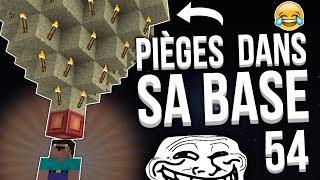 ON CONSTRUIT DES PIÈGES DANS LA BASE DES JOUEURS !  - Episode 54 | Admin Series - Paladium