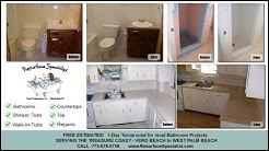 Bathtub Refinishing - Palm City FL
