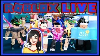 Roblox Live Stream Listed Games - GameDay Tuesday 110 - AM