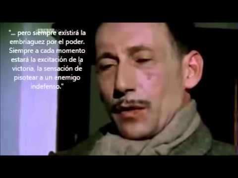 "George Orwell (""1984""): Su ultima advertencia"