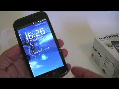 Infinity 996 By Orange Review By GSM Israel
