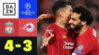 Starkes Comeback reicht Salzburg nicht: Liverpool - Salzburg 4:3 | UEFA Champions League | DAZN
