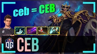 Ceb - Silencer Offlane | Ceb is CEB | Dota 2 Pro MMR Gameplay