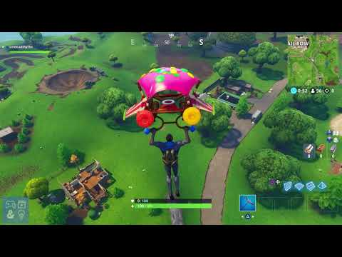 Fortnite Search Between a Bear, Crater, Refrigerator Shipment Week 8 Challenge Location