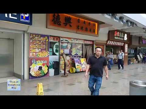📱Hong Kong Life Live - Shatin - A. Walking with a new friend K.P Roque from USA (2018-9-12)