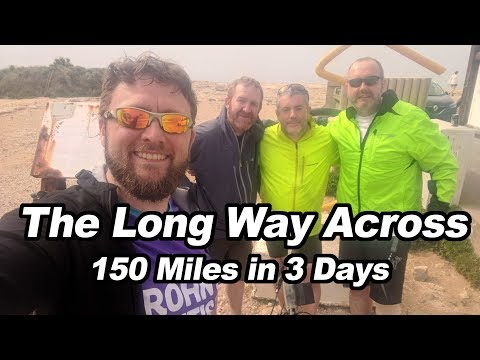 The Long Way Across: Cycling Across Portugal for Charity Ft John Hayes