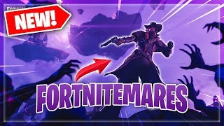 🔥NEW *Fortnitemares*👻 UPDATE😬 | CUBE MONSTERS👹 GAMEPLAY HINDI | NOOBTHEDUDE FORTNITE