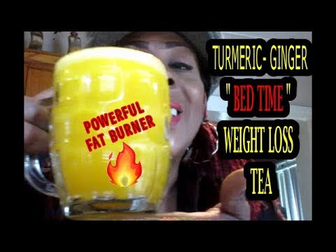 "powerful-turmeric-ginger-""bedtime""-fat-burning-tea-