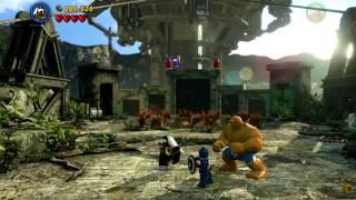 Lego Marvel Super Heroes (PC) walkthrough - Rapturous Rise