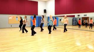 The Banks of The Roses - Line Dance (Dance & Teach in English & 中文)