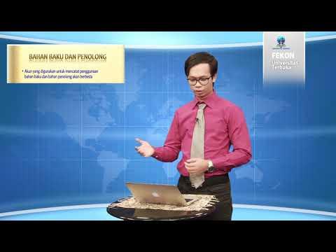 EKMA4315 Akuntansi Biaya - Pengendalian dan Perencanaan Bahan Baku