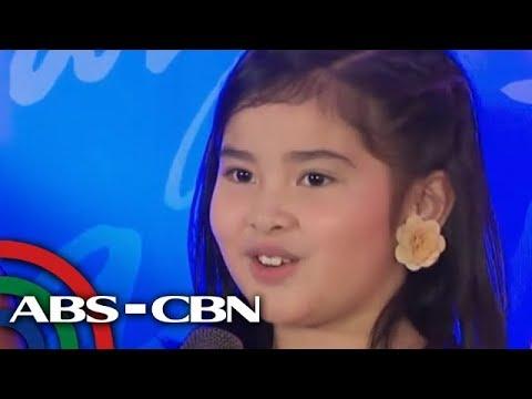 Sophia Reola, hindi makakalimutan ang audition niya bilang Mikmik sa 'Nang Ngumiti Ang Langit'   UKG