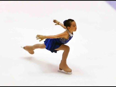 Singapore National Fig Skating 2018 Indonesia Joylyne Gabriella Pramono by Jeffini Photography