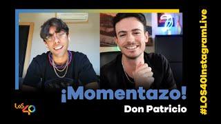 DON PATRICIO confirma SI TIENE PAREJA en este juego   LOS40