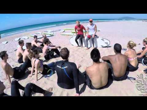 Interns in Sydney; Surf Camp Australia Weekend