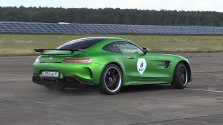 1100HP Mercedes-AMG GTR GAD Motors - 0-299 KMH Accelerations!