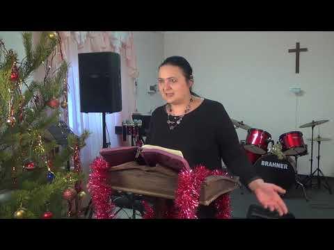 "Различение духа и плоти. Лариса Шугурова. Церковь ""Живое Слово"" г. Кузнецк"