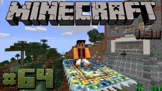 Let's Play Minecraft (1.5.1) - Ep. 64: WITCH HUT & TURTLES