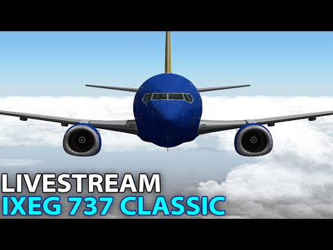 IXEG Boeing 737-300 Classic for X-Plane 10.  An initial impressions review - is it X-Planes PMDG?