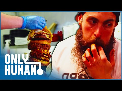 "Mr. ""Beard Meat Food"" is Every Buffet Owner's Nightmare 