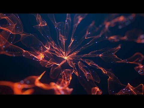 After Effects Tutorial - Particle Swirls (Trapcode Particular)