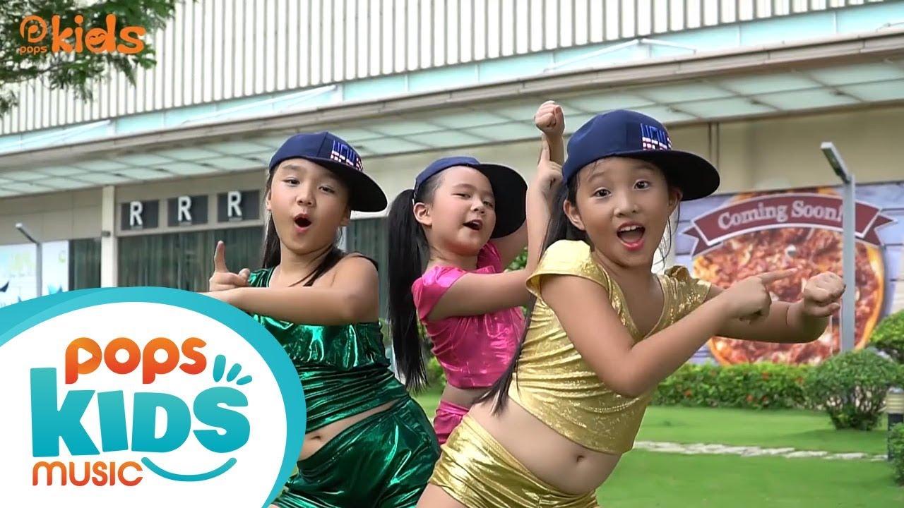 Taxi - Hoa Mặt Trời Kids   Nhạc Thiếu Nhi Sôi Động