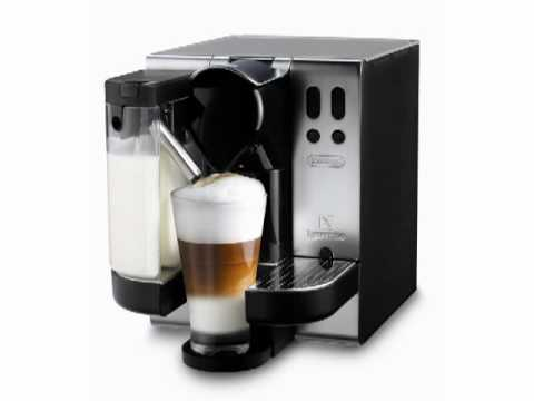 delonghi en680 m nespresso lattissima espresso coffee machine youtube. Black Bedroom Furniture Sets. Home Design Ideas