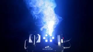 ETEC FOG 900 LED RGB 3in1 DMX Vertikal-Nebelmaschine Geyser